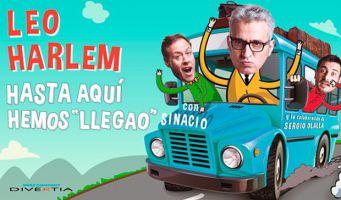 Leo Harlem, Sinacio y Sergio Olalla - Hasta aquí hemos llegado 2