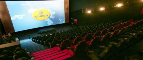 Cinesa Diagonal Mar 3D 2