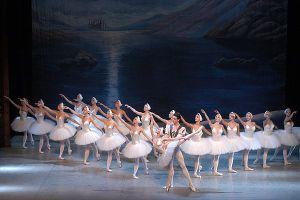 El Lago de los Cisnes - Ballet Nacional Ruso 4