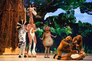 Madagascar, el musical 3