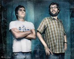 Joaquin Reyes y Ernesto Sevilla - Viejóvenes 2