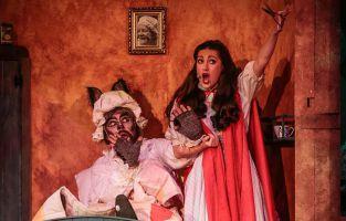 Caperucita Roja, el musical- Cía La Bicicleta 3