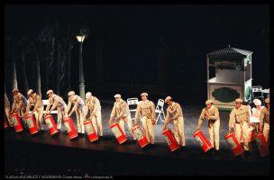 Agua, azucarillos y aguardiente, en Teatro Quevedo 2