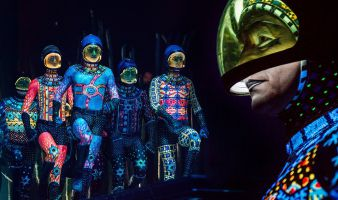 Totem - Circo del sol 2