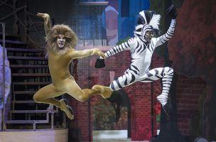 Madagascar, el musical 6