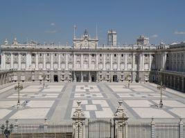 Palacio Real de Madrid 1