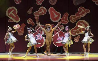 Madagascar, el musical 5