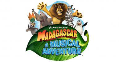 Madagascar, el musical 1