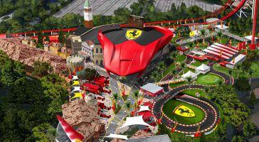 Ferrari Land (PortAventura) 2