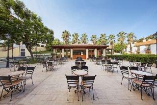 El Laberinto - Hotel El Paso - Portaventura