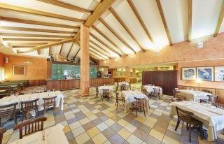 Restaurante El Coyote - Hotel El Paso - Portaventura