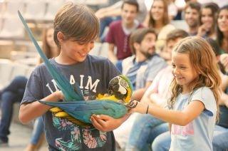 Aves del Paraíso - Portaventura