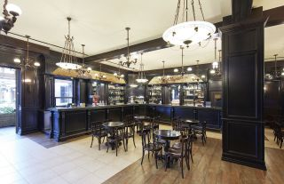 Lobby Bar - Hotel Gold River - Portaventura