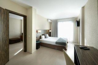 Suite familiar con terraza - Hotel Eurosalou & Spa