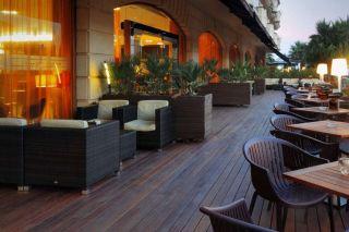 Snack Bar - Hotel Palas Pineda