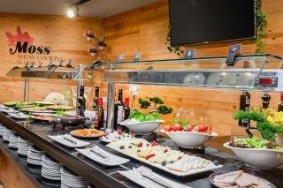 Restaurante Buffet - Hotel Palas Pineda