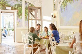 Grand Hall Buffet - Hotel Gold River - Portaventura