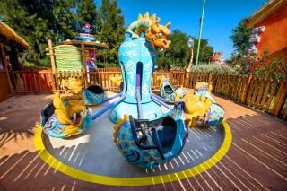 Kiddie Dragons - Portaventura