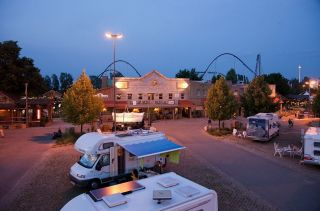 Parking Caravaning - Portaventura