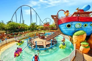 Magic Fish - Portaventura