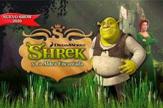 Shrek y la Aldea Encantada - Portaventura