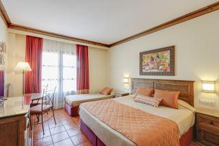 Habitación estándar - Hotel El Paso - Portaventura