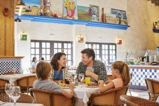 Restaurante Mérida - Hotel El Paso - Portaventura